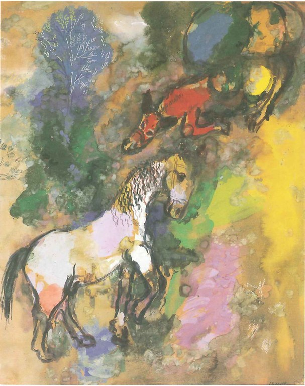 Chagall favole