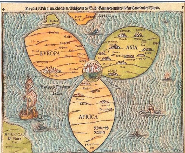 Gerusalemme antica mappa
