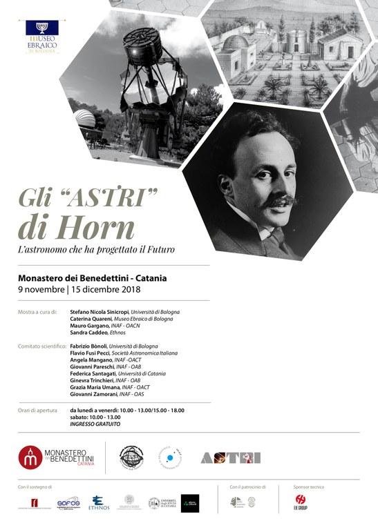 Horn Catania nov 2018
