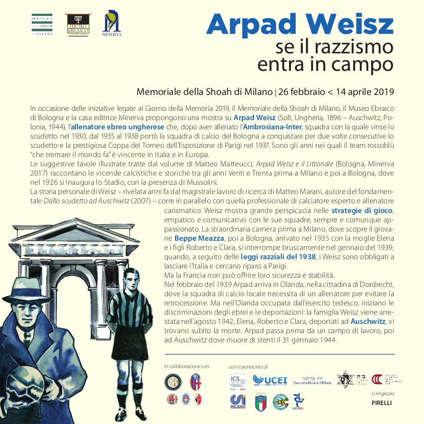 Weisz Milano 2019