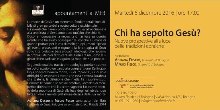 invito_Mauro Pesce2016
