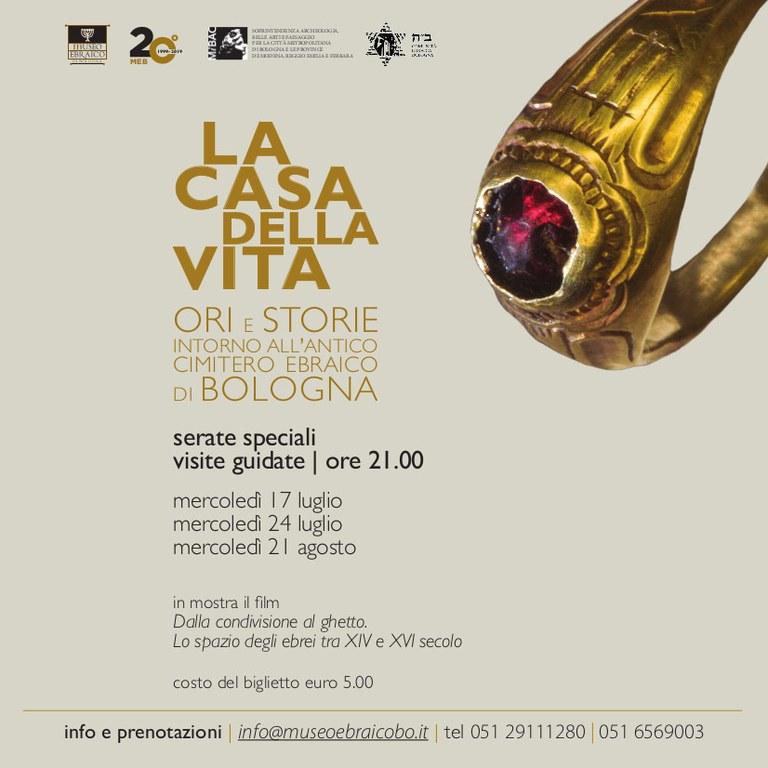 LaCasadellaVita2019 visite guidate