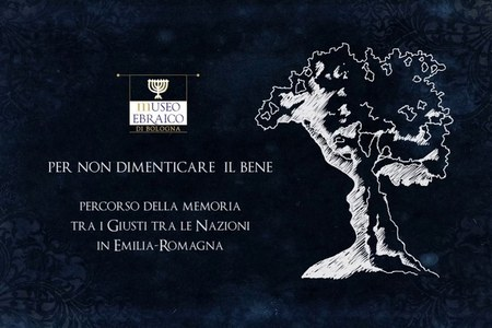 """Per non dimenticare il bene: percorso della memoria tra i """"Giusti tra le Nazioni"""" in Emilia-Romagna"""