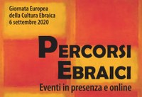 Giornata Europea della Cultura Ebraica 2020
