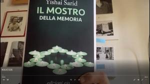 """#laculturanonsiferma - Schegge di letteratura - puntata 10 - """"Il mostro della memoria"""" di Yishai Sarid"""