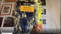 """#laculturanonsiferma - Schegge di letteratura - puntata 14 - """"Seicento sigarette"""" di Federico Ciordinik"""