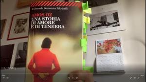 """#laculturanonsiferma - Schegge di letteratura - puntata 4 - """"Una storia di amore e di tenebra"""" di Amos Oz"""