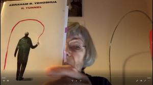 """#laculturanonsiferma - Schegge di letteratura - puntata 5 - """"Il Tunnel"""" di Abraham B. Yehoshua"""