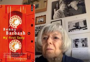 """#laculturanonsiferma - Schegge di letteratura - puntata 7 - """"Il mio primo Sony"""" di Benny Barbash"""