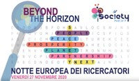 """Notte Europea dei Ricercatori 2020. GLI """" ASTRI """" DI HORN. L'astronomo che ha progettato il futuro"""