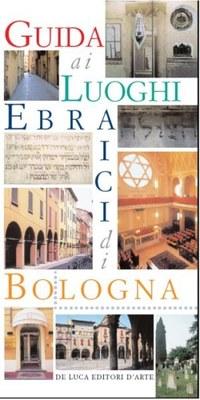 Copertina Luoghi Ebraici di Bologna